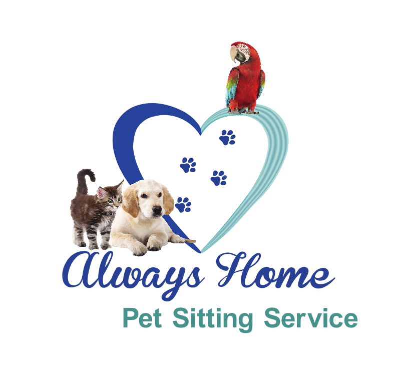 Best Logos | Always Home Pet Sitting LA89